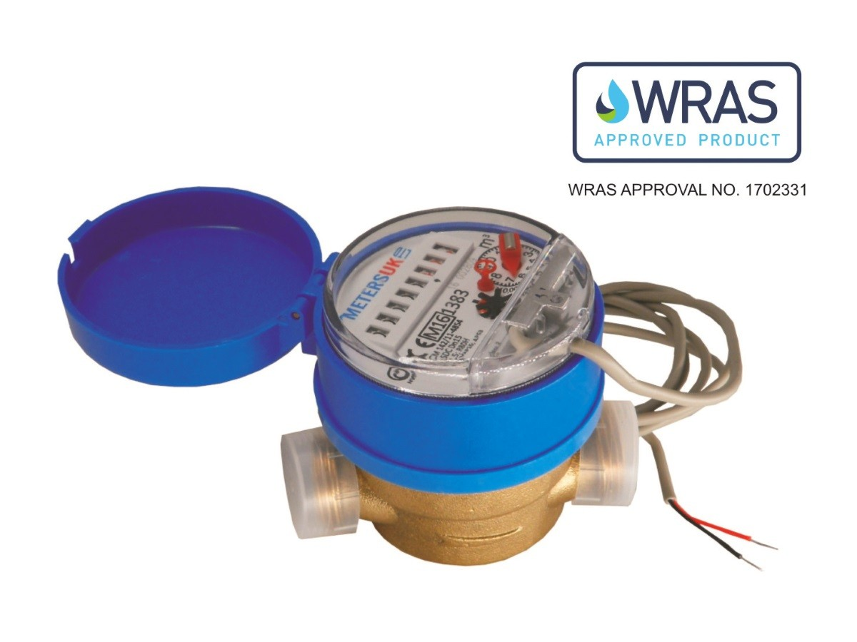 Single Jet Flow Water Meter