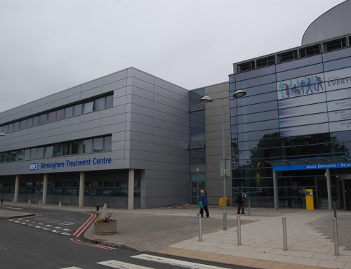 Birmingham City Hospital Extension