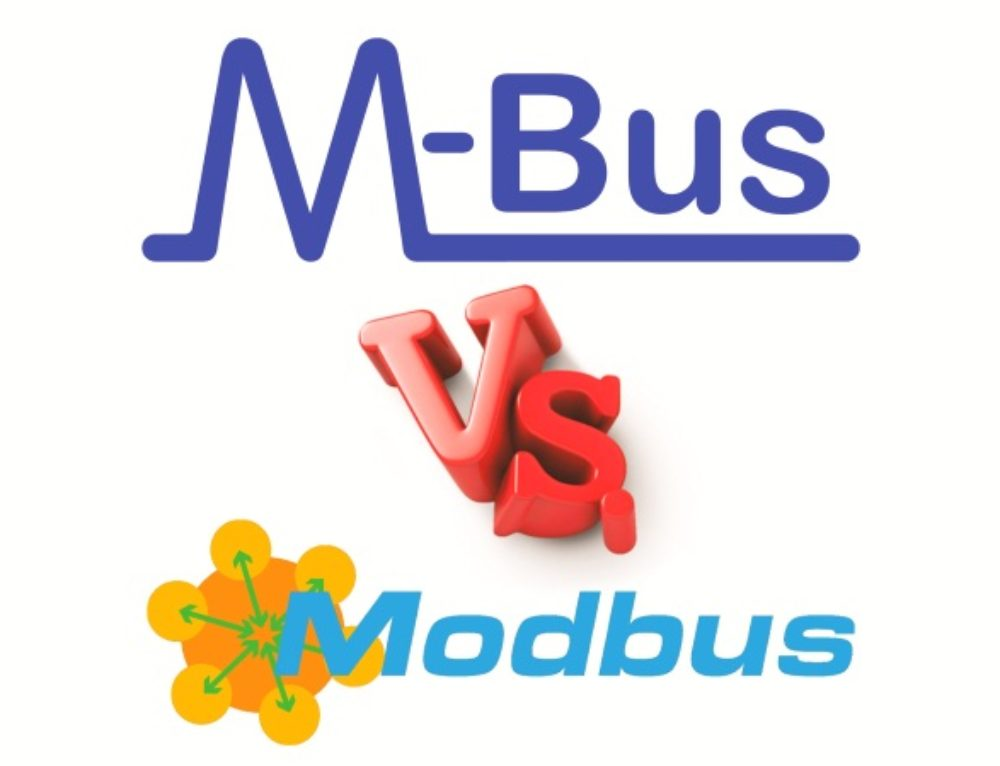 M-bus vs Modbus.  What is the difference ?