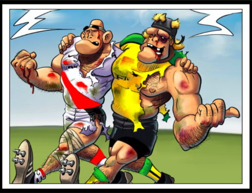 Fun Facts about Rugby….